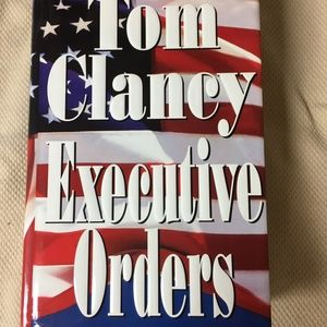 Executive Orders by Tom Clancy LIMITED EDITON